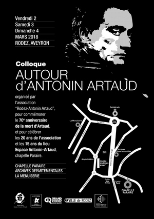 artaud colloque