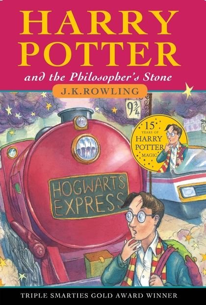 Harry Potter and the philosopher's stone v.1