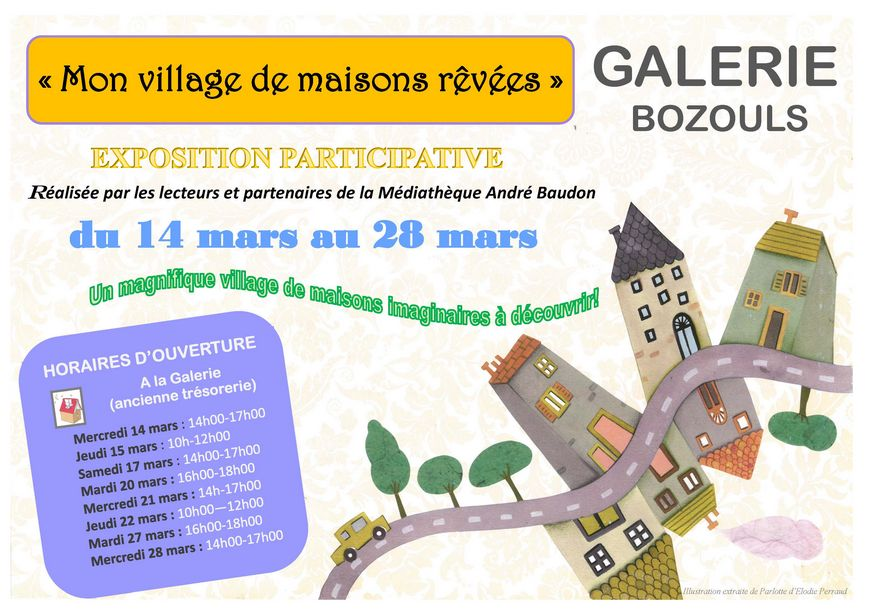 bozouls expo maisons revees