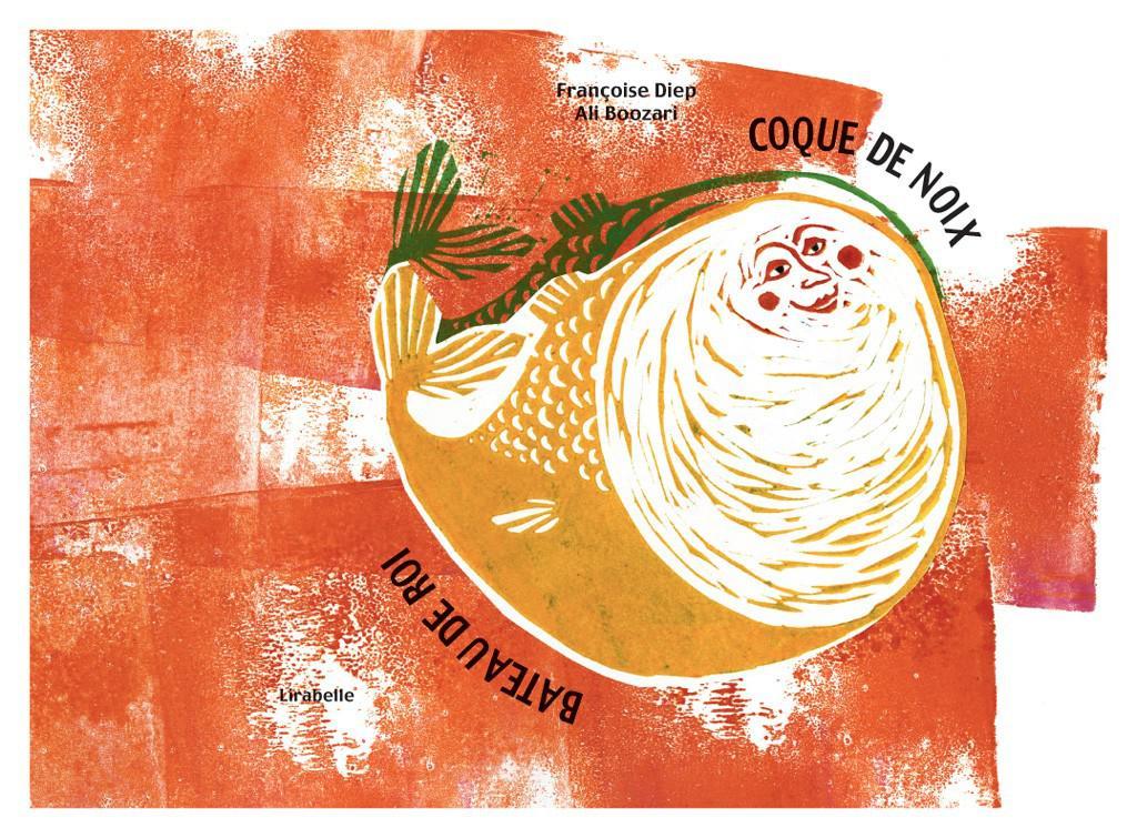 Coque-de-noix-bateau-de-roi