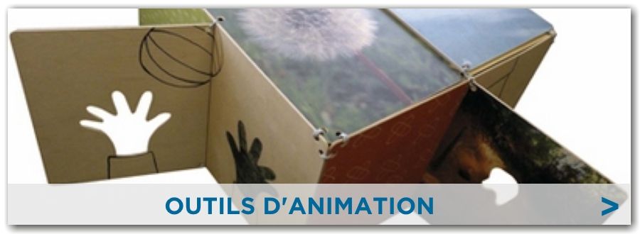 Outils danimation banner